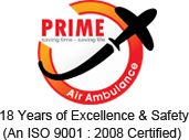 Prime Air Ambulance